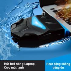 Hình ảnh Quạt hút nóng Supper men X7 – Tản nhiệt Laptop mát lạnh