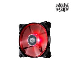 Quạt làm mát case máy tính Cooler Master Fan 12cm Led - Mầu đỏ