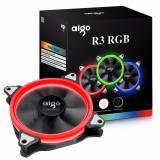 Quạt Tản Nhiệt Aigo Rgb R3 3 Quạt Hộp Aigo Chiết Khấu 40