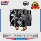 Bán Quạt Tản Nhiệt Cpu Cooler Master Hyper 212X Cooler Master Có Thương Hiệu