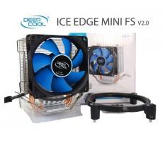 Hình ảnh Quạt tản nhiệt Deepcool Ice Edge Mini FS v2 - 2 ống đồng, quay êm, giảm nhiệt tốt