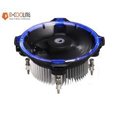 Quạt tản nhiệt cpu ID-Cooling DK-03 Halo (Led Xanh) - Led Ring, Sức gió lớn, Hiệu năng mạnh mẽ
