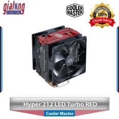 Quạt tản nhiệt khí CPU máy tính Cooler Master Hyper 212 LED Turbo