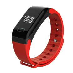 Hình ảnh R3 Waterproof Smart Band Heart Rate Blood Pressure Monitor Fitness Tracker(Red) - intl