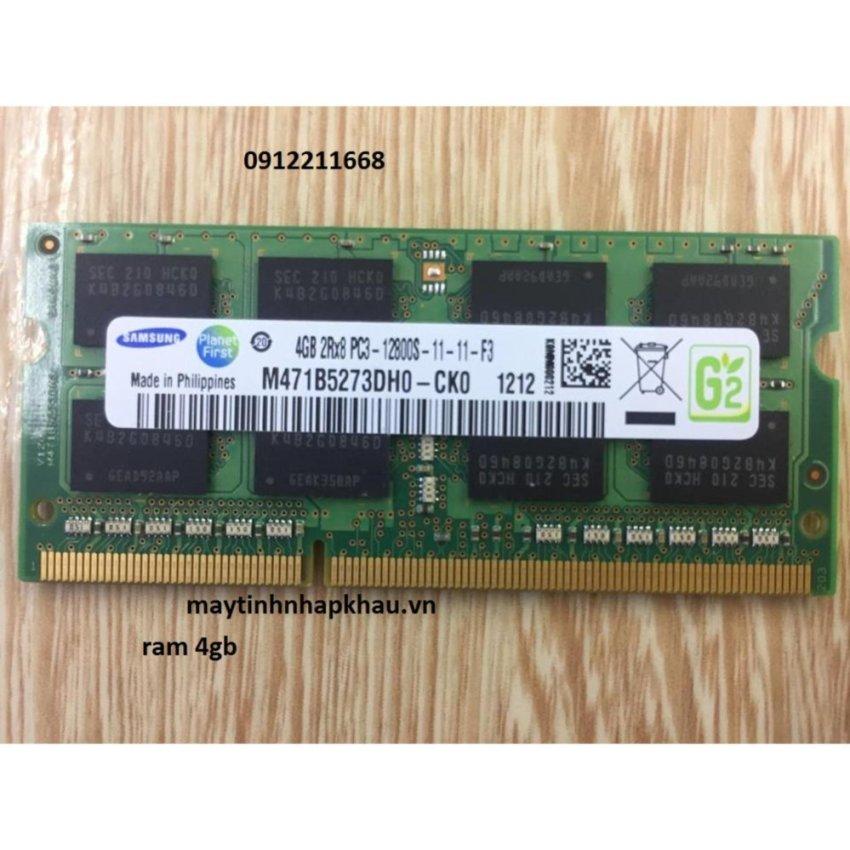 Ram 4G PC3L DDR3 SamSung For Laptop - Hàng nhập khẩu
