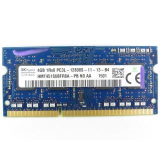 Ram laptop 4GB DDR3 Hynix bus 1600 (PC3L-12800) thumbnail