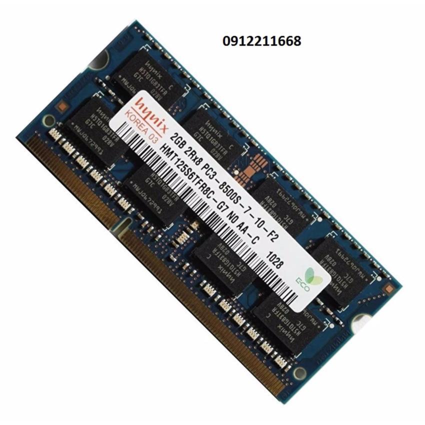 Ram Laptop DDR3 2GB PC3 12800 – Hàng nhập khẩu