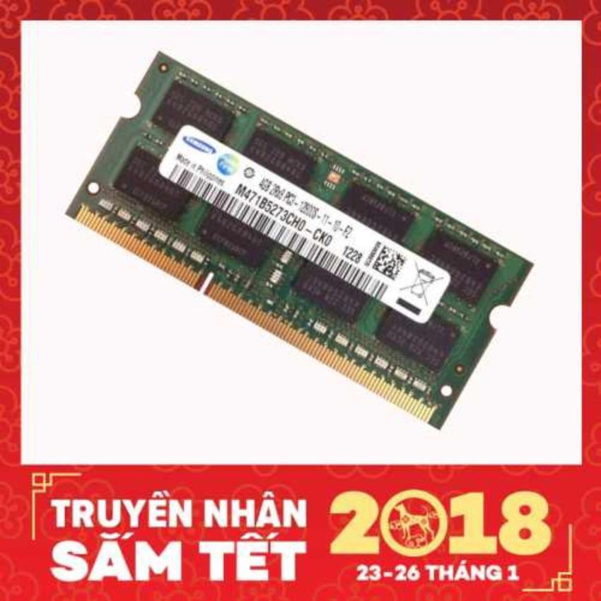 Ram Laptop 4gb DDR3 PC3L PC3 - Hàng nhập khẩu(Not Specified) bảo hành 3 năm no box