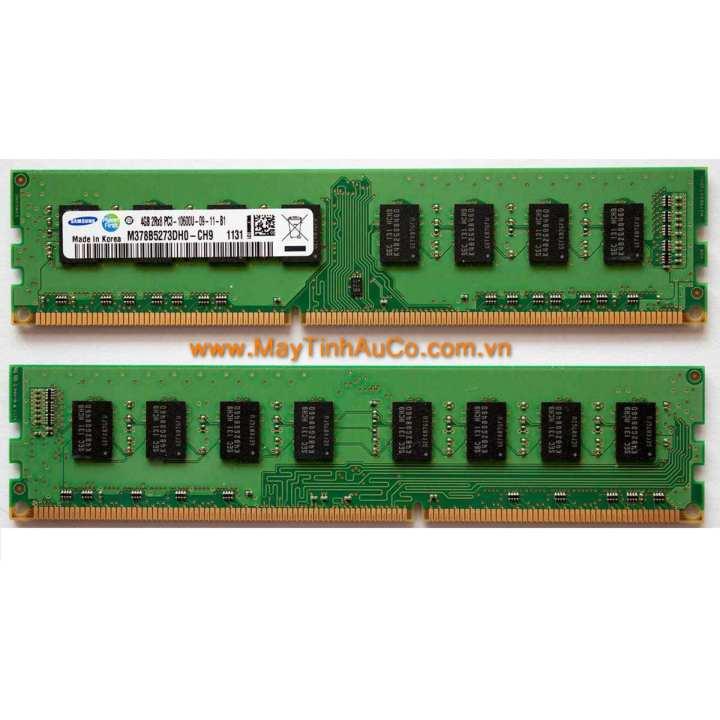 RAM Máy Tính Để Bàn DDR3 4G - bus 1333/1600 SamSung