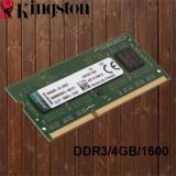 Bán Ram Laptop Ddr3 Dung Lượng 4Gb Buss 1600Mhz Kington Trực Tuyến