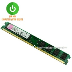 Hình ảnh RAM PC Kingston DDR2 2GB bus 800 Mhz (Xanh Lá)