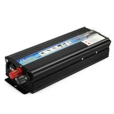 Hình ảnh Hình chữ nhật Ô Tô Inverter 2000 wát DC 12 v AC 220 v Nguồn điện Xe Công Tắc Trên tàu Sạc- quốc tế