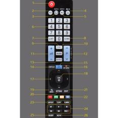Giá Bán Remote Control For Lg Lcd Led Hdtv 3D Smart Tv Mới