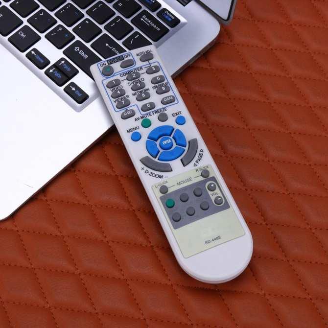 Remote Control Cocok Untuk Nec Proyektor V260x V300x V260 Rd 448e Rd Source · i u Khi n t xa th ch h p cho m y chi u nec V260X V300X V260 RD
