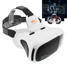Hình ảnh RIEM3 Plus ABS gắn Đầu 3D VR Kính Với AR Chức Năng và Bọt biển cho 4.7-6 inch điện thoại-quốc tế