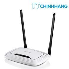 Bộ Phát Sóng Wifi chuẩn N tốc độ 300Mbps WR841N - Hãng Phân Phối Chính Thức
