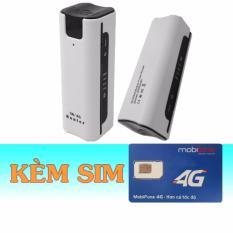 Cửa Hàng Router Wifi 3G 4G Sim 4G Mobifone 30Gb Thang Analog Trong Vietnam