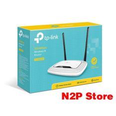 Bán Router Wifi Tplink 841N Chuẩn N Tốc Độ 300Mbps 2 Anten Model Wr841N Tp Link Người Bán Sỉ