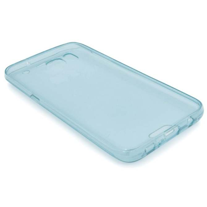 Roybens 360 Degree Full Body Protect Soft Silicone Case Front + Back Cover .