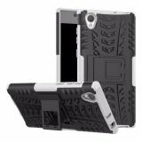 Giá Bán Rugged Armor Lam Loa Mắt Nắp Lưng Danh Cho Sony Xperia L1 Qu Ốc Tế Bình Dương