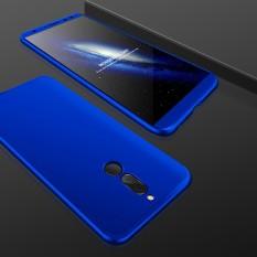 Chắc Chắn Danh Cho Huawei Honor 9I Mate 10 Lite Nova 2I Ốp Lưng 360 Độ Bảo Vệ Đầy Đủ Cứng May Tinh Ốp Lưng 3 Trong 1 Coque Funda Quốc Tế Mới Nhất