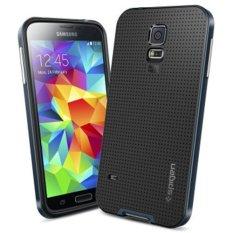 Cửa Hàng S5 Với Logo Thương Hiệu 2 Lớp Neo Ốp Lưng Armour Case Danh Cho Samsung Galaxy Samsung Galaxy S5 I9600 Thoang Mat Lai Slim Lưng Điện Thoại Tui Danh Cho Samsung S5 Đen Quốc Tế Rẻ Nhất