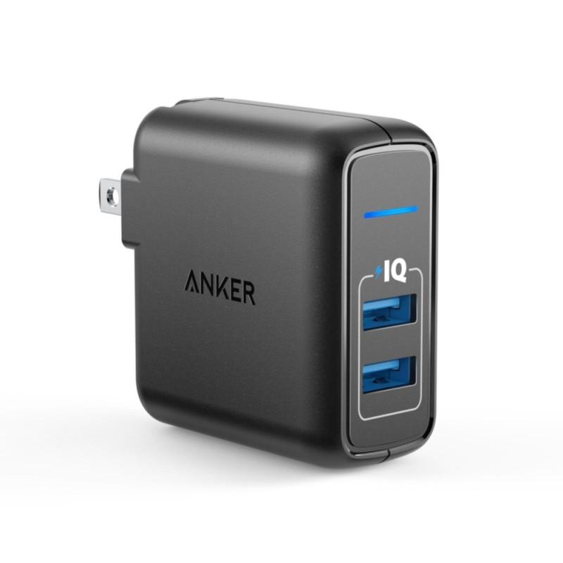 Sạc Anker PowerPort Elite 2, 24w - A2023
