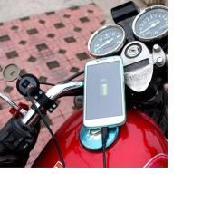Hình ảnh Sạc điện thoại Gắn trên xe máy