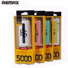 Sạc dự phòng chính hãng Remax E5 5000 mAh
