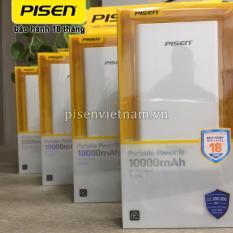 Bán Sạc Dự Phong Pisen Portable Power Iv 10 000Mah K1 Dual Usb 1A 2A Hà Nội Rẻ
