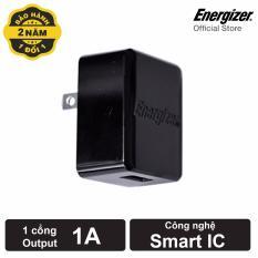 Sạc Energizer CL 1A 1 cổng màu đen_ACA1AUSCBK3