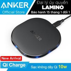 Hình ảnh Sạc không dây ANKER PowerPort Qi 10w - Hãng phân phối chính thức