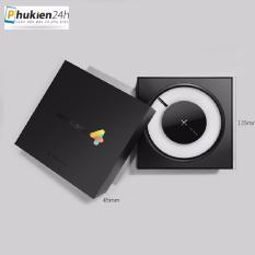 Bán Sạc Khong Day Cho Iphone X Iphone 10 Nillkin Magic Disk 4 Sạc Nhanh Fast Charge Trực Tuyến Trong Hà Nội