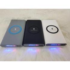 Hình ảnh Sạc không dây chuẩn Qi kiêm pin dự phòng 10000 mAh cho các dòng smartphone Iphone 8, iphone X, samsung Note8