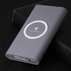 Hình ảnh Sạc không dây chuẩn Qi kiêm pin dự phòng 8000 mAh cho các dòng smartphone Iphone 8, iphone X, samsung Note8