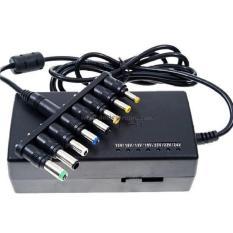 Sạc LAPTOP đa năng 8 đầu tiện lợi có thể điều chỉnh điện áp 96w (hàng nhập khẩu)