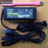 Mua Sạc Laptop Sony Vaio Vpcsa Vpc Sa Vpcsb Vpc Sb 19 5V 4 7A Tặng Đen Led Usb