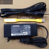 Ôn Tập Tốt Nhất Sạc Laptop Toshiba Satellite Pro C640 C650 C650D 19V 4 74A Tặng Đen Led Usb