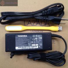 Mã Khuyến Mại Sạc Laptop Toshiba Satellite Pro C640 C650 C650D 19V 4 74A Tặng Đen Led Usb