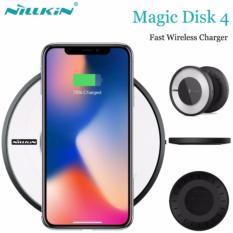 Hình ảnh Sạc nhanh không dây cho iPhone X- Nillkin Magic Disk 4
