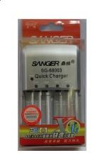 Mua Sạc Pin Aa Aaa Sanger Sg 68003 Xam Mới