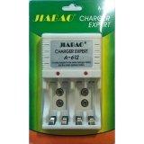 Sạc pin Cao cấp A612 cho pin AA-AAA-Pin 9V
