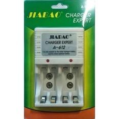 Sạc pin cho pin AA-AAA-Pin 9V(Jia Bao)