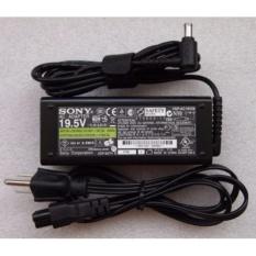 Sạc pin thay thế dùng cho máy tính laptop sony 19.5v-4.7a (chân kim)