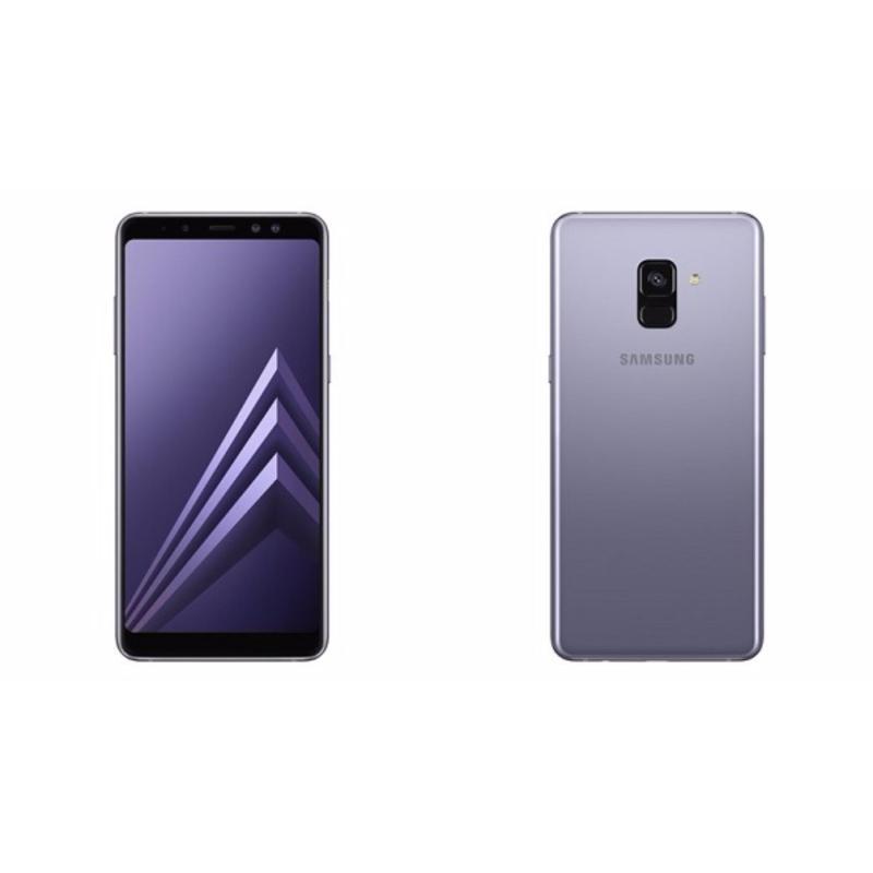 Samsung Galaxy A8 2018 Orchid Gray - Hãng phân phối chính thức