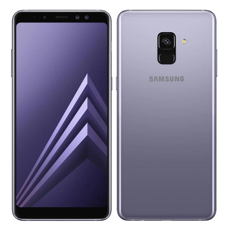 Samsung Galaxy A8 Plus 2018 64GB (Tím) - Hãng phân phối chính thức