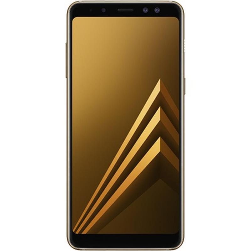 Samsung Galaxy A8 Plus 2018 2 Sim 64GB 6GB RAM (Vàng) - Hãng phân phối chính thức (A730F)