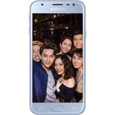 Bán Samsung Galaxy J3 Pro 16Gb 2 Sim Blue Hang Phan Phối Chinh Thức Trực Tuyến Trong Hà Nội