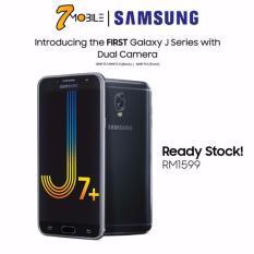 Mua Samsung Galaxy J7 Plus 32Gb Ram 4Gb Đen Hang Nhập Khẩu Trực Tuyến