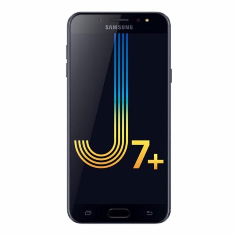 Samsung Galaxy J7 Plus (Đen)-Hãng Phân Phối Chính Thức-Tặng dán cường lực